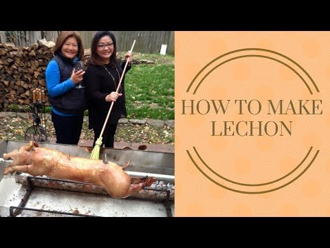 How to Make Lechon