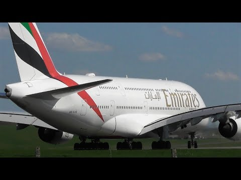 Sunny Spring afternoon Plane Spotting at Birmingham Airport, BHX | 18-04-18