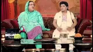 Hasbe hal azizi as Firdous Ashiq Awan