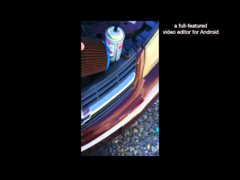 2000 Chevy Impala rough idle