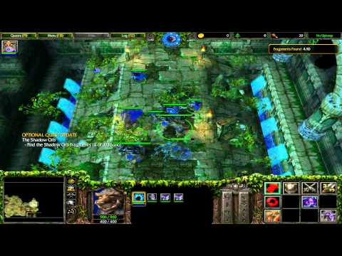 Warcraft 3: The Frozen Throne - Sentinels 03 - The Tomb of Sargeras