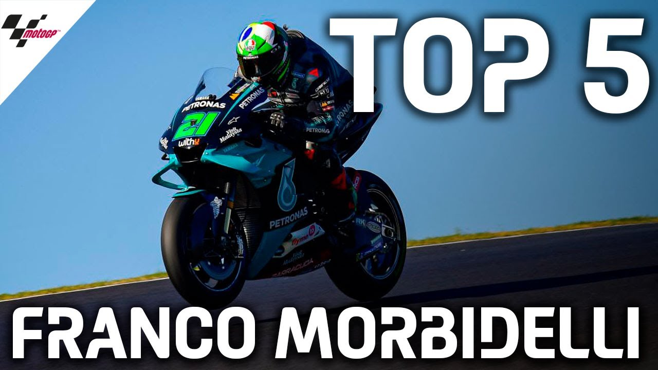 Franco Morbidelli's Top 5 Moments from 2020