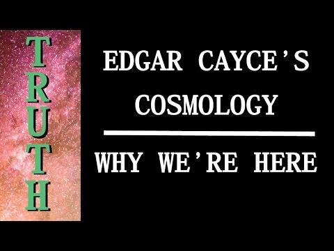 The Edgar Cayce Cosmology