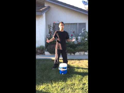 ALS Ice Bucket Challenge 2014!