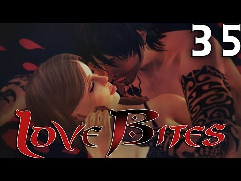 PROPOSAL // Sims 3 Late Night: Love Bites — Part 35