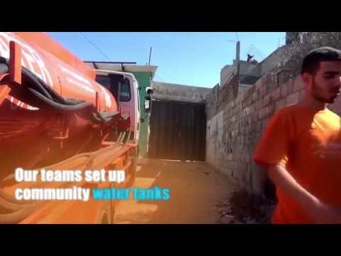 Give water to Gaza and the West Bank with Penny Appeal