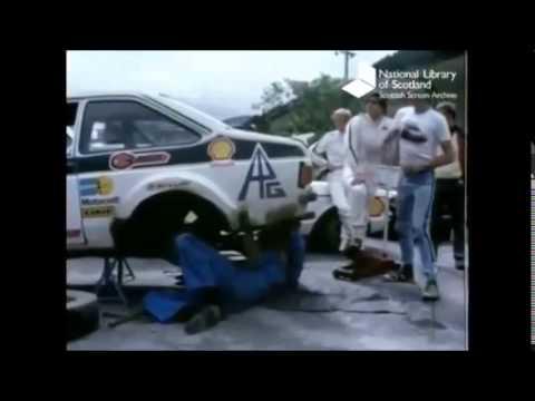 Scottish Rally 1976