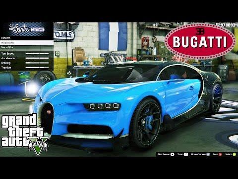 Bugatti Chiron !!! [ Soley911 ]