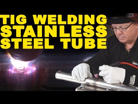 🔥 TIG Welding Stainless Steel Tubing | TIG Time
