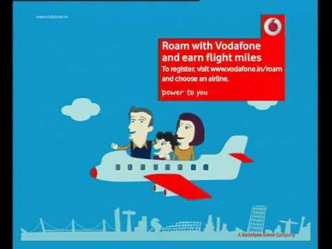 Vodafone Flight 15 sec mute