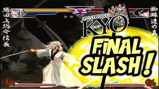 Download SAMURAI DEEPER KYO | Semua Fatality - PS1 Video