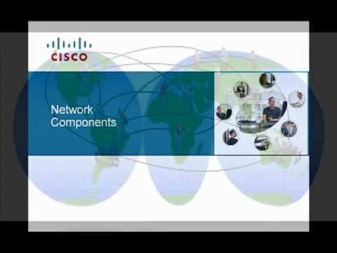 CCNA 1  NETWORK COMPONENTS    CHAPTER ONE