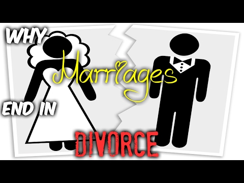 The 2 Cents Pirate: Why Marriages End In Divorce