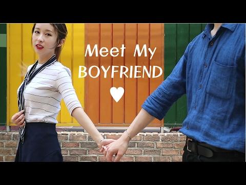 My Korean Boyfriend | Chinese-Canadian Girl + Korean Guy