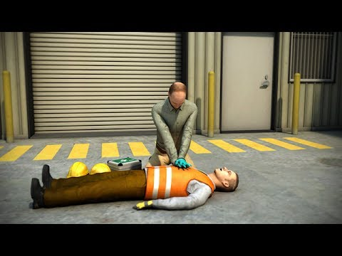 First Aid - Cardiopulmonary Resuscitation (CPR) Training