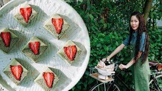 Download 夏厨 230 抹茶控看过来,凭苦涩上位,靠甜蜜征服你的抹茶生巧|Summer Kitchen— Matcha chocolate Video