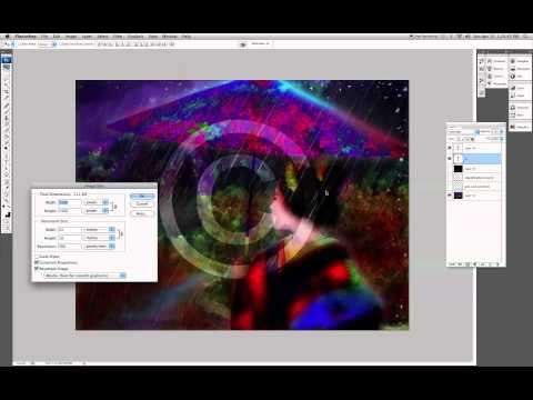 How to create a copyright Symbol on a Mac.mov