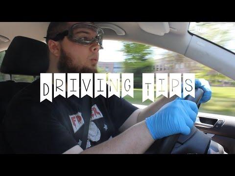 Neckbeardiquette - Driving Tips