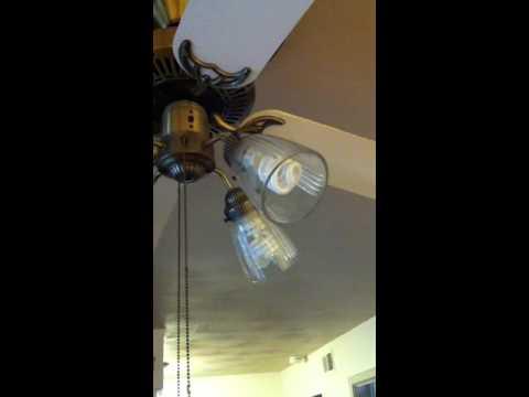 Ceiling Fan Light Problem