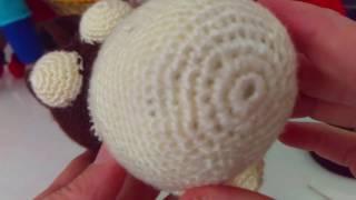 Amigurumi Sıpa Yapımı - 3. Bölüm: Birleştirme - YouTube | 180x320