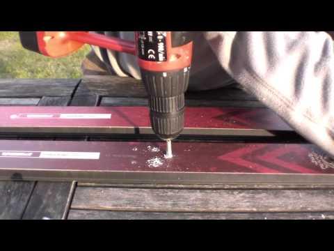 Mounting Dynafit Bindings
