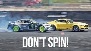 RTR Mustang Tandems!