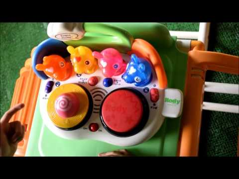 Rody musical toy