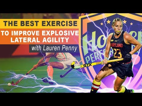 Best Exercise To Improve Speed & Agility In Field Hockey