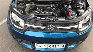 New Maruti Ignish  2018 Cng Kit Full Review Zavoli Bora S32 Sequnce Kit With 30 Kmpl Milage