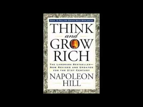 Think And Grow Rich - Napoleon Hill - (Audiobook)