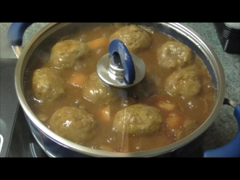 I'm not a cook - 11 - Beef Stew & Dumplings