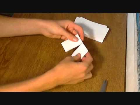 How to Fit Through an Index Card