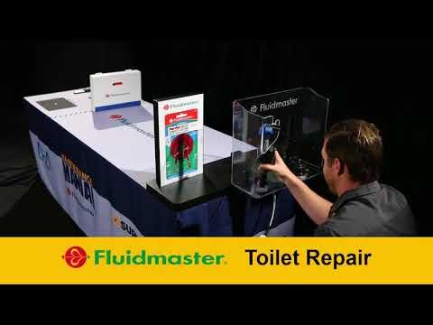 MM17 18 Fluidmaster Toilet Demo
