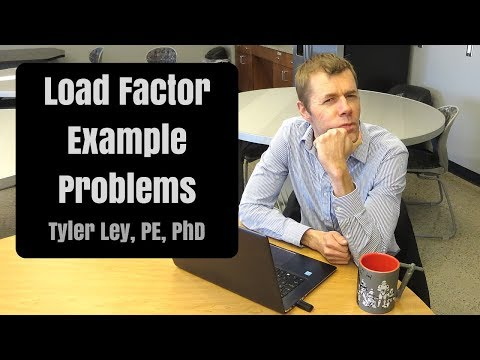 Load Factor Example Problems