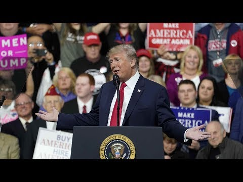 Trump says 2020 campaign slogan is 'Keep America Great!'
