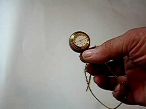 NECKLACE WATCH see ebay item #380287966284