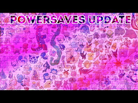 PowerSaves Update: Get Any Pokemon and Quick Egg Hatch!!