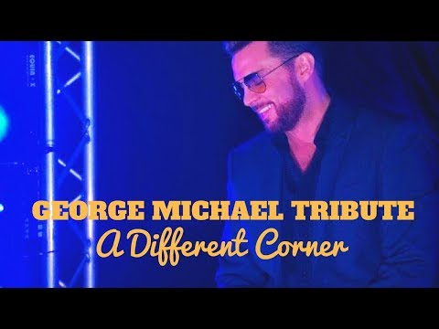 George Michael Tribute // Book Now at Warble Entertainment