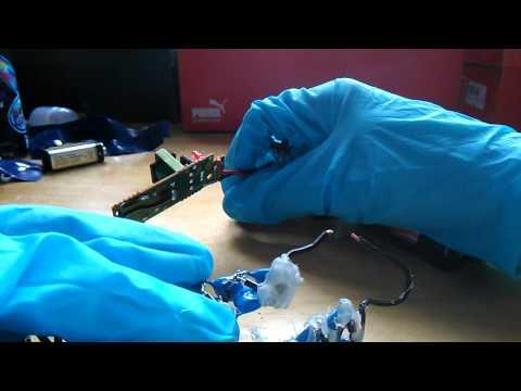Bug zapper circuit power mod