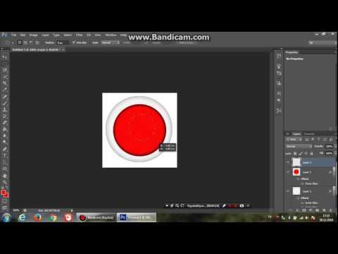 Adobe Photoshop(Çizgi Film Karakteri Gözü Yapımı Cartoon Eyes making )