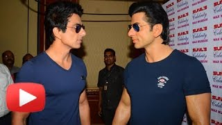UNBELIEVABLE ! Sonu Sood Replica Meets Actor Sonu Sood