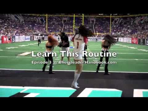 Routine Breakdown ep3 - Learn This Pro Cheer Dance