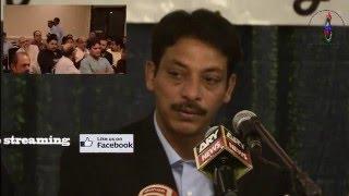 Part 3 of 5 Ex-senator Syed Faisal Raza Abidi Dallas visit/open forum discussion/Q & A.