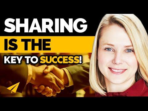 Marissa Mayer's Top 10 Rules For Success (@marissamayer)