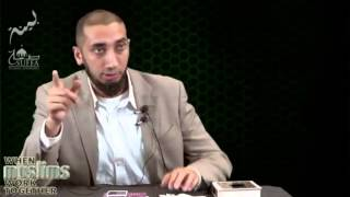 """Sisters! Interactions with Non Mahram"" | Ustadh Nouman Ali Khan"