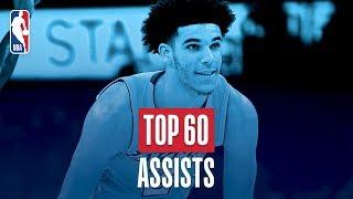 Top 60 Assists | 2017-2018 NBA Season