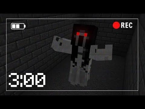 I FOUND Slendrina in Minecraft Pocket Edition