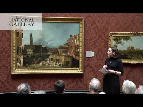 Canaletto: view paintings of Venice | National Gallery