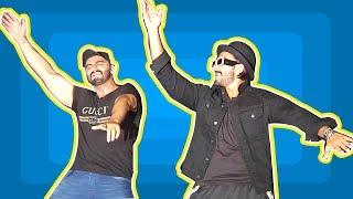 Ranveer Singh & Arjun Kapoor Do Their Bromance Dance At India's Most Wanted Screening