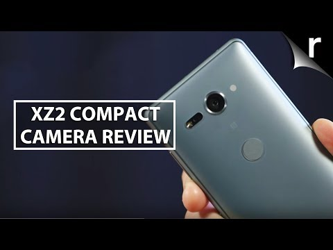 Sony Xperia XZ2 Compact Camera Review: Mini Motion Eye Master